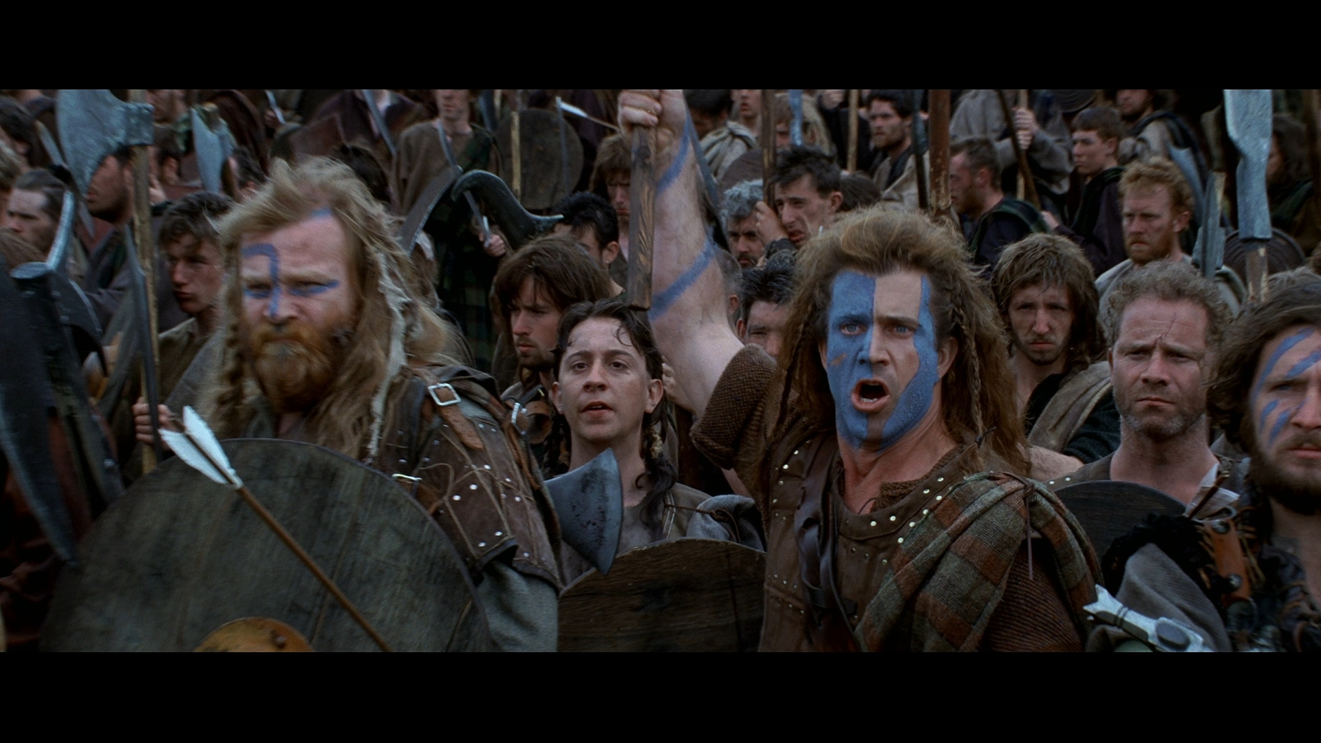 Special review braveheart a tale of love and conflict Corazon valiente pelicula