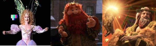 "Grudge Match Review: ""Scrooged"" vs. ""The Muppet Christmas Carol"" vs. ""Disney's A Christmas Carol ..."