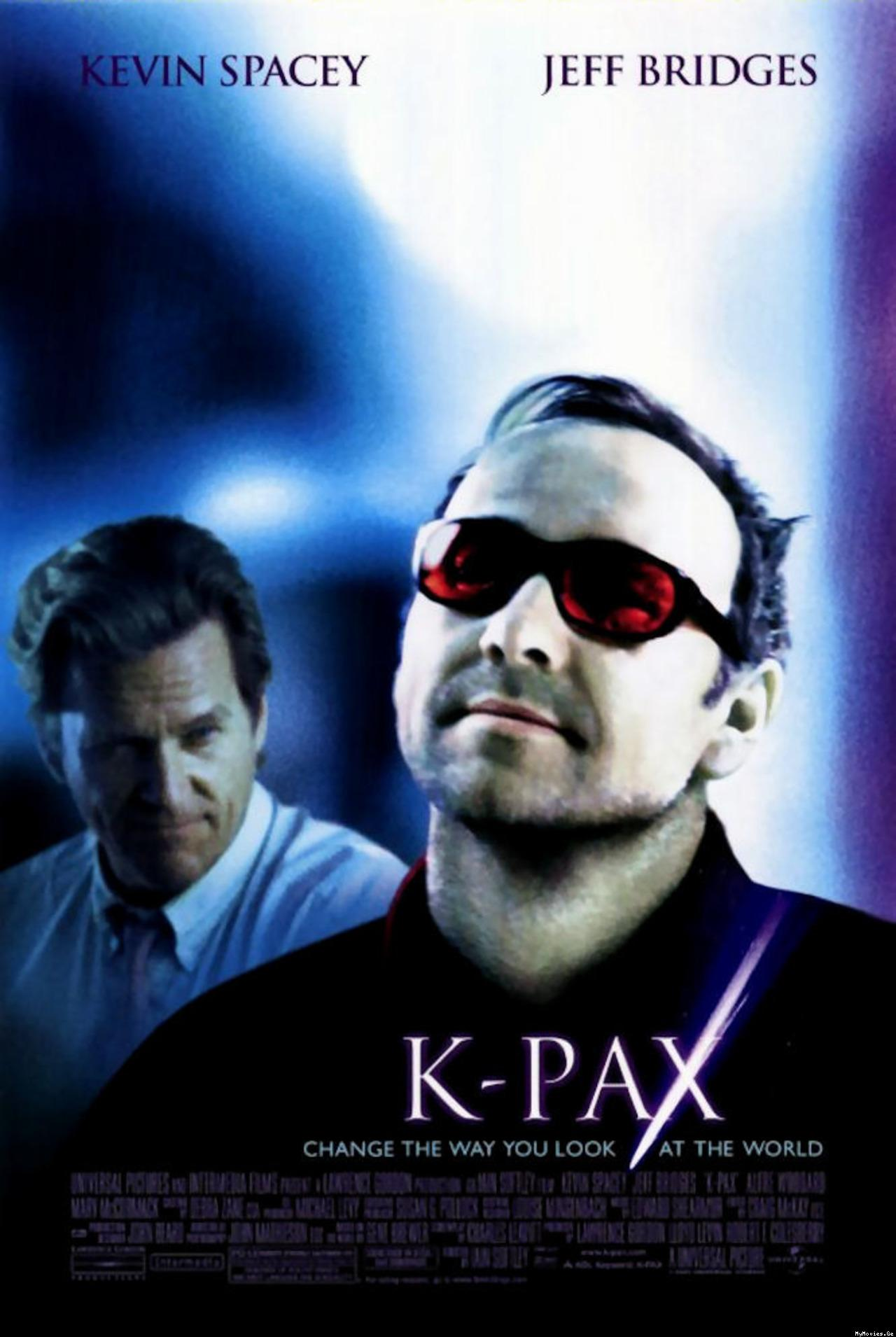 k pax Read what all the top critics had to say about k-pax at metacriticcom.