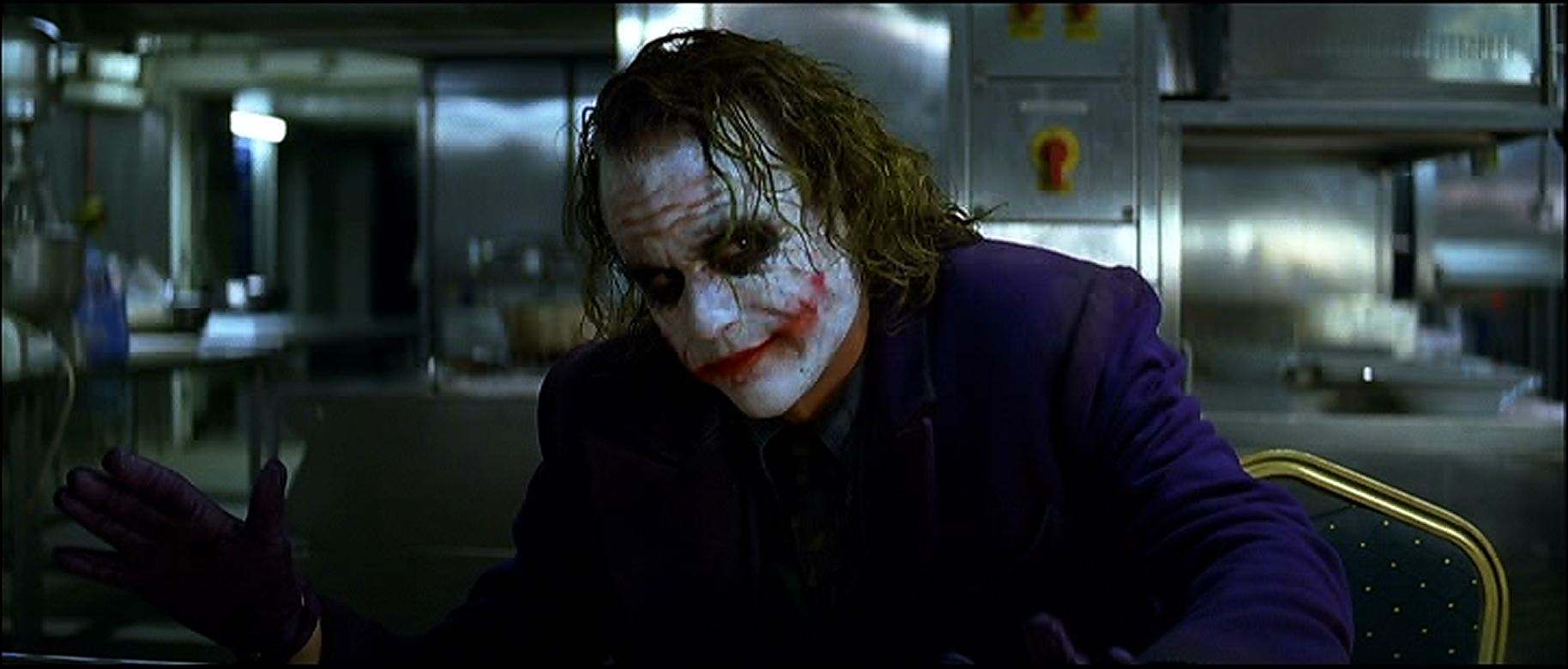 dark knight joker essay