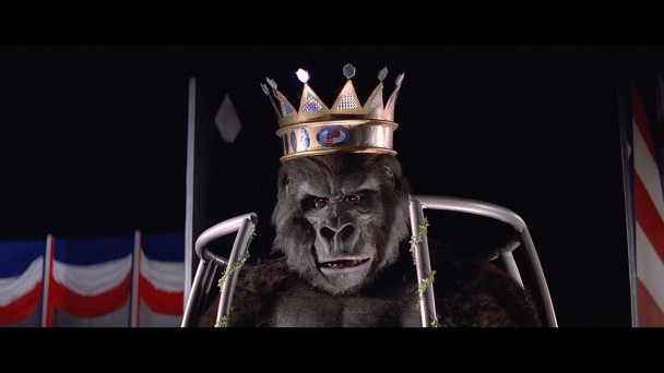King Kong (1976) - Kong, the king