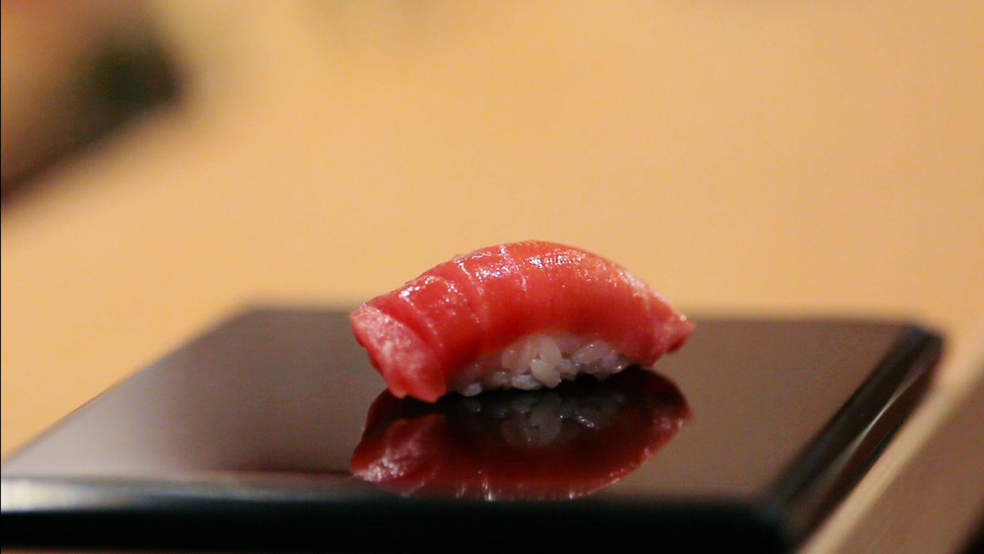 dream of sushi