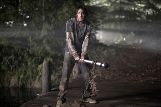 The Cabin in the Woods - Horror has a new iconic weapon