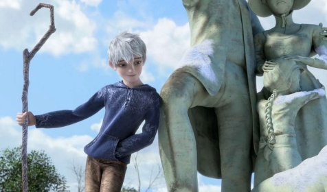Rise of the Guardians - Jack Frost