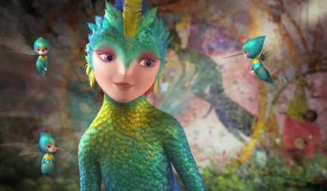 Rise of the Guardians - Tooth Fairy