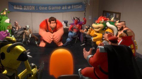 Wreck-It Ralph - Bad-Anon meeting