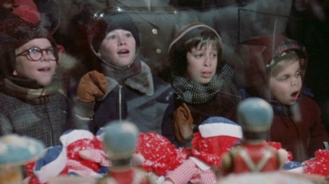 A Christmas Story - Window shopping
