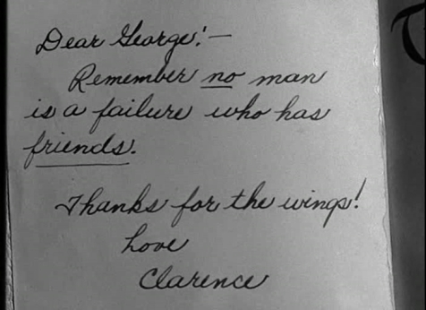 It's a Wonderful Life - Clarence's Gift