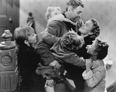 It's a Wonderful Life - George's family