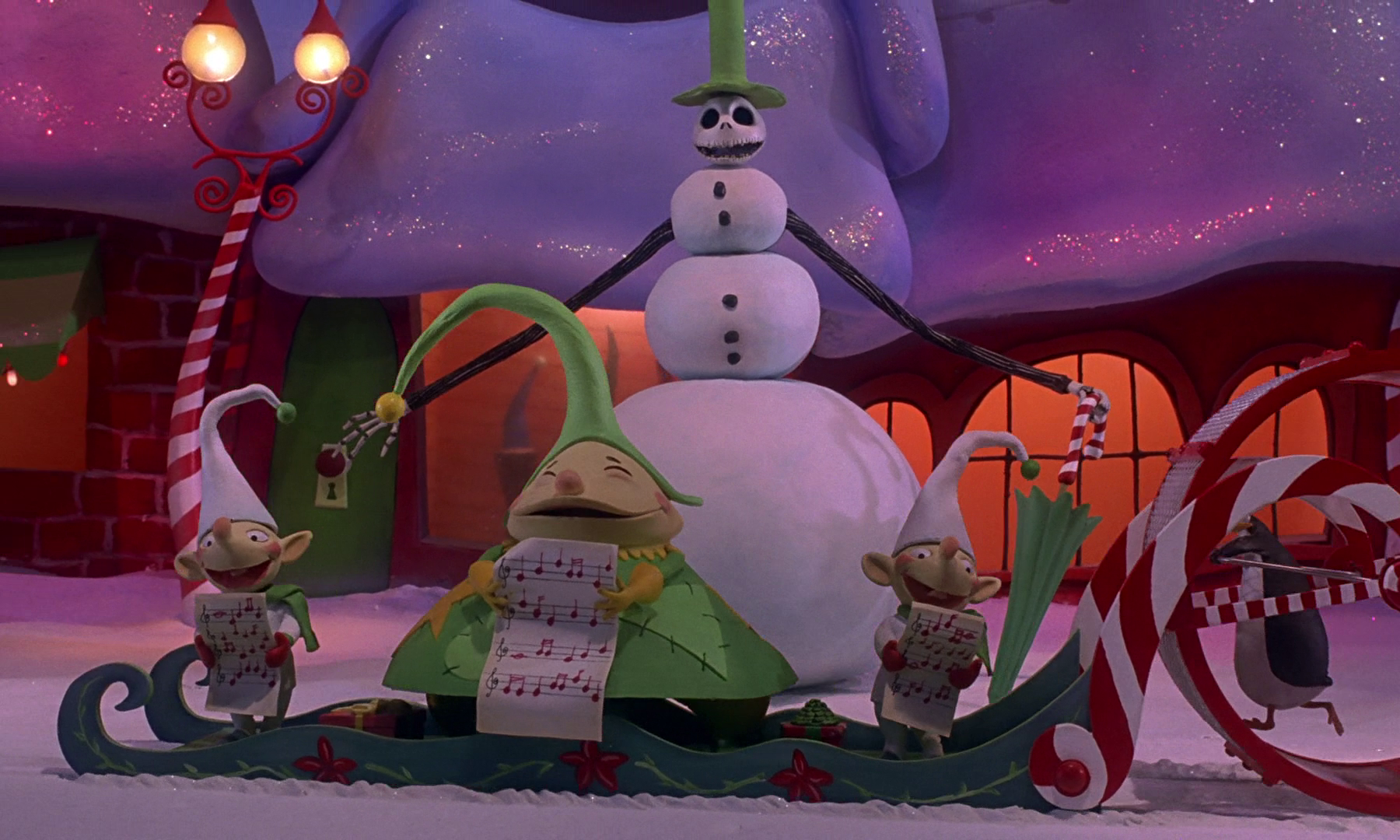 """Review: Tim Burton's """"The Nightmare Before Christmas"""" 