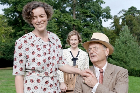 Hyde Park on Hudson - Olivia Williams, Laura Linney, Bill Murray