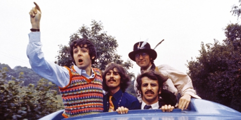 Magical Mystery Tour - Paul McCartney, George Harrison, John Lennon, Ringo Starr
