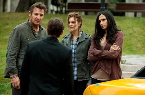 Taken 2 - Liam Neeson, Maggie Grace, Famke Janssen