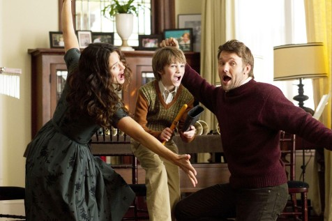 The Odd Life of Timothy Green - Jennifer Garner, CJ Adams, and Joel Edgerton