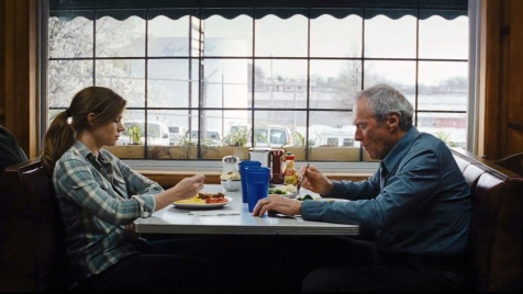 Trouble with the Curve - Amy Adams and Clint Eastwood express their characters' distance