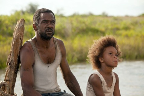 Beasts of the Southern Wild - Dwight Henry and Quvenzhané Wallis