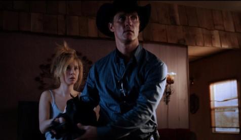 Killer Joe - Juno Temple and Matthew McConaughey
