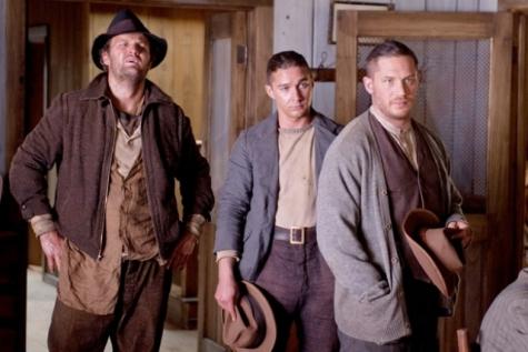 Lawless - Jason Clarke, Shia LaBeouf, Tom Hardy