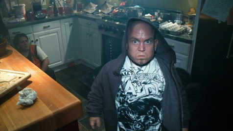 Project X - Martin Klebba cameos