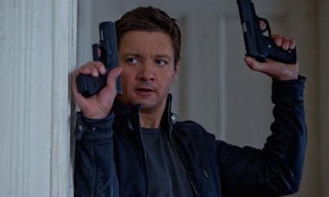 The Bourne Legacy - Jeremy Renner