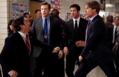 The Campaign - Zach Galifianakis, Jason Sudeikis, Dylan McDermott, Will Ferrell