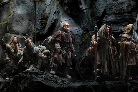 The Hobbit: An Unexpected Journey - Band of Dwarves