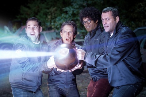 The Watch - Jonah Hill, Ben Stiller, Richard Ayoade, Vince Vaughn