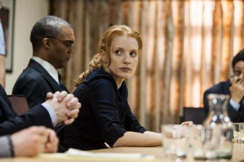 Zero Dark Thirty - Jessica Chastain as Maya