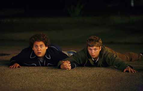 Superbad - On the gound!