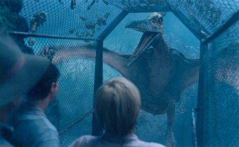 Jurassic Park III - Pteranodon