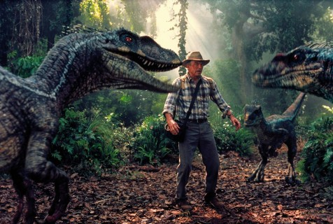 Jurassic Park III - Sam Neill returns as Dr. Alan Grant