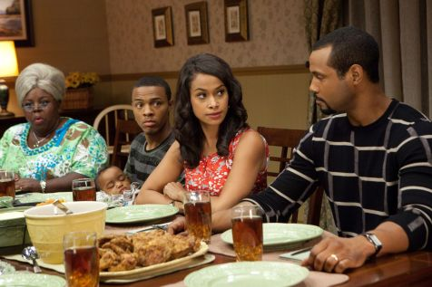 Madea's Big Happy Family - Cassi Davis, Shad Moss, Shannon Kane, and Isaiah Mustafa
