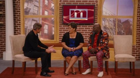 Madea's Big Happy Family - Maury Povich, Tamela J. Mann, and David Mann