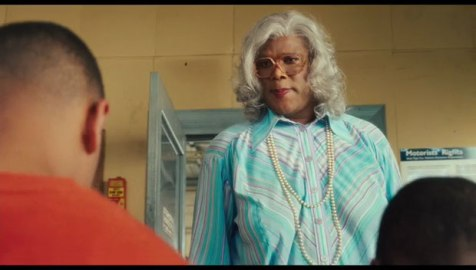 Madea's Big Happy Family - Tyler Perry as the sassy, terrifying voice of reason