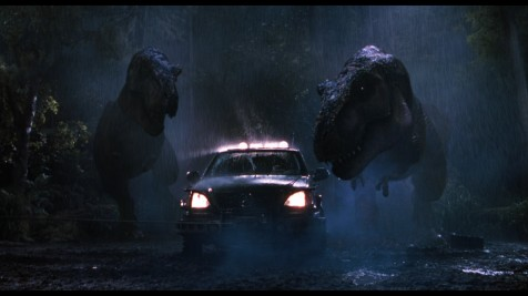 The Lost World: Jurassic Park - Doting parents