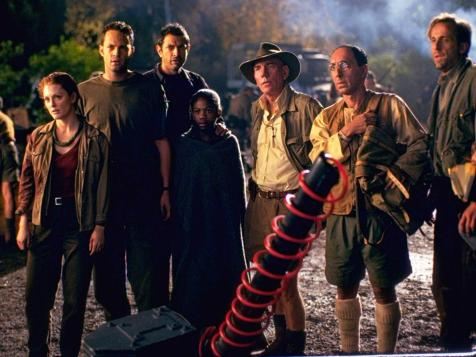 The Lost World: Jurassic Park - Julianne Moore, Vince Vaughn, Jeff Goldblum, Vanessa Lee Chester, Pete Postlethwaite, Harvey Jason, Peter Stormare