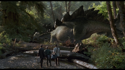 The Lost World: Jurassic Park - Stegosaurus