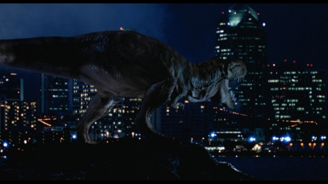 The Lost World: Jurassic Park - T-Rex in San Diego