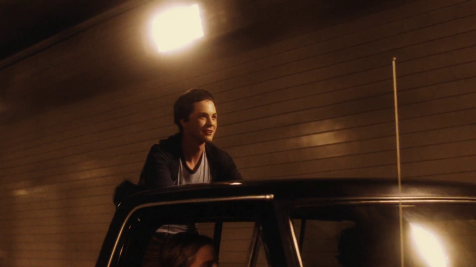 The Perks of Being a Wallflower - Tunnel