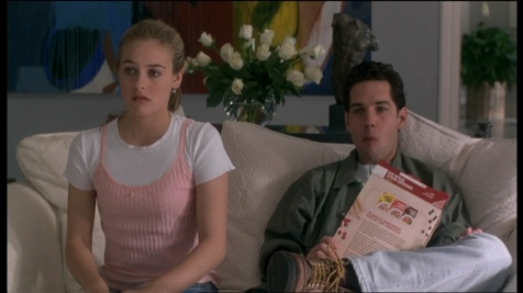 Clueless - Alicia Silverstone, Paul Rudd