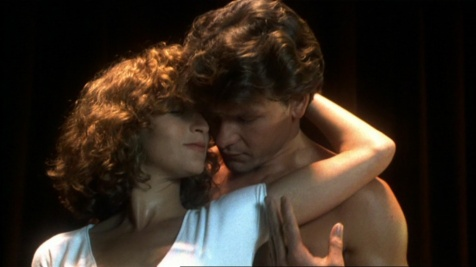 Dirty Dancing - Jennifer Grey and Patrick Swayze