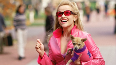 Legally Blonde - Reese Witherspoon as Elle Woods