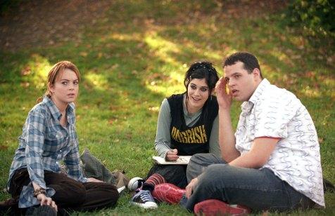 Mean Girls - Lindsay Lohan, Lizzy Caplan, Daniel Franzese