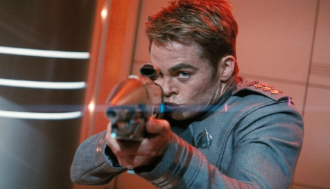 Star Trek Into Darkness - Chris Pine