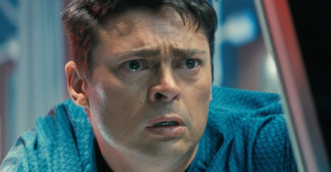 Star Trek Into Darkness - Karl Urban