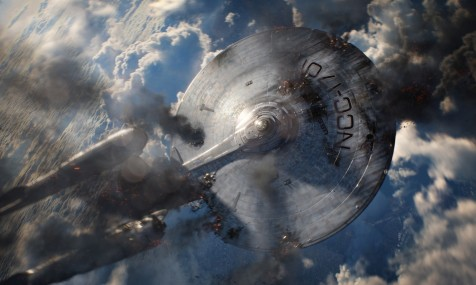 Star Trek Into Darkness - USS Enterprise