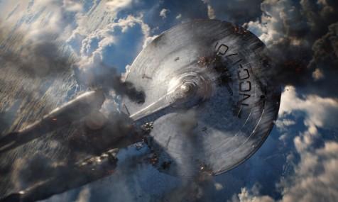 Star Trek Into Darkness - USS Enterprise