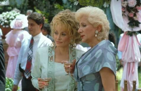Steel Magnolias - Dolly Parton, Olympia Dukakis