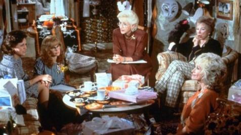 Steel Magnolias - Sally Field, Daryl Hannah, Olympia Dukakis, Shirley MacLaine, Dolly Parton