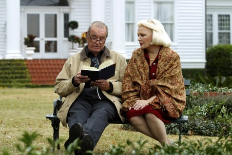 The Notebook - James Garner and Gena Rowlands